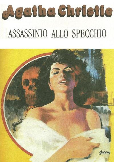 Assassinio allo specchio zoom copertina libro specialissimo - Assassinio allo specchio ...