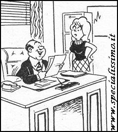vignette ufficio la segretaria